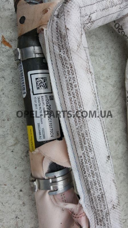 Airbag потолочный Opel Insignia 13222999 б/у на Опель Insignia