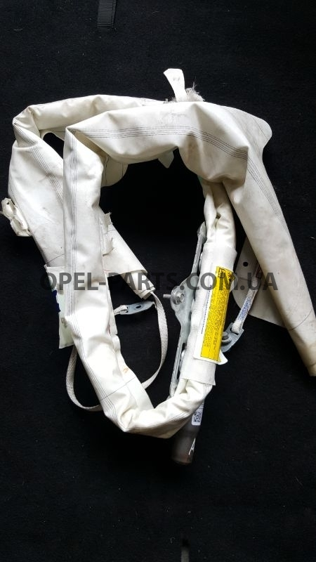 Airbag потолочный Astra J RH / LH 13251618 13251617 б/у на Опель Astra J