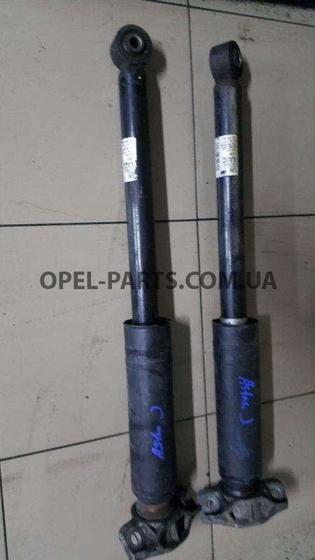 Амортизатор задний Opel Astra J 13279269 б/у на Опель Astra J