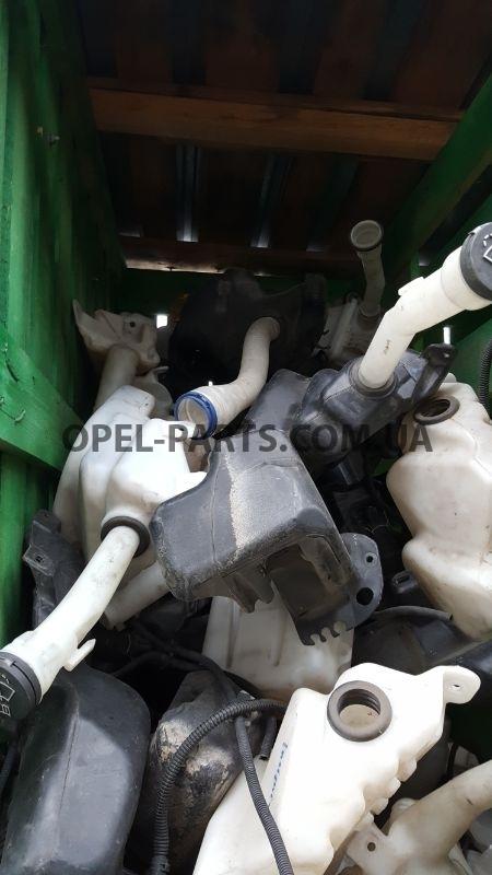 Бачок омывателя Opel Астра Н 6450503 б/у на Опель Astra H