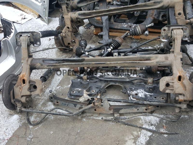 Балка задней подвески Opel Astra H б/у на Опель Astra H