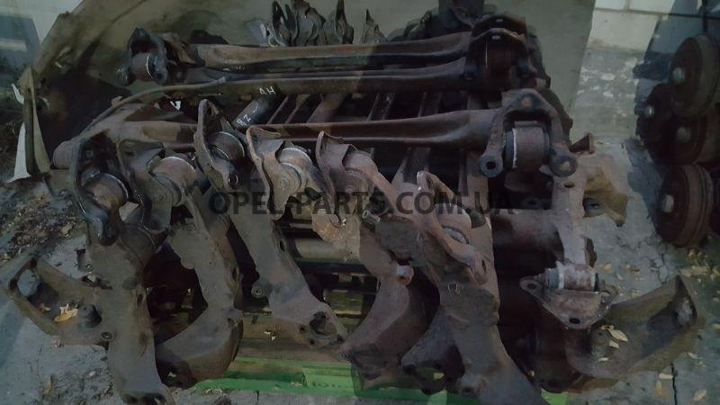 Балка задняя Opel Astra H б/у на Опель Astra H
