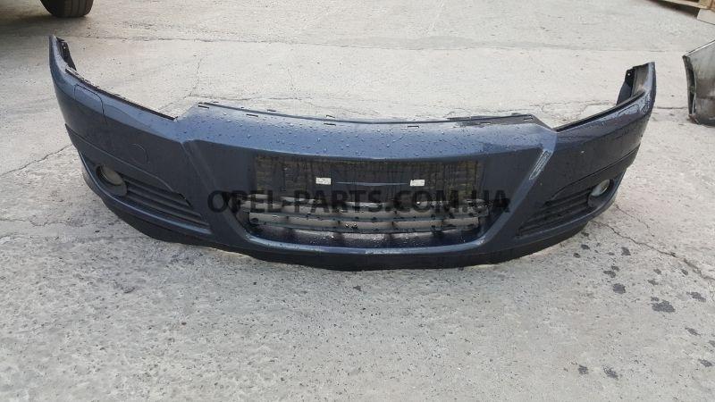Бампер передний Opel Astra H б/у на Опель Astra H