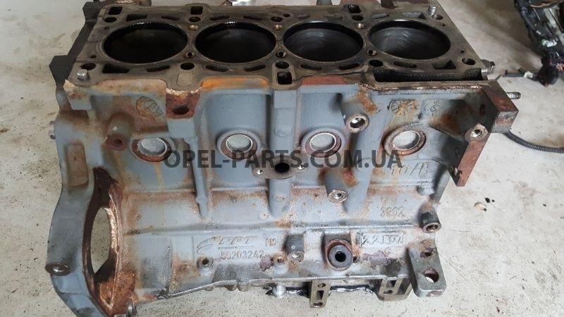 Блок двигателя Z13DTH DTJ JTD Opel Astra H б/у на Опель Astra H