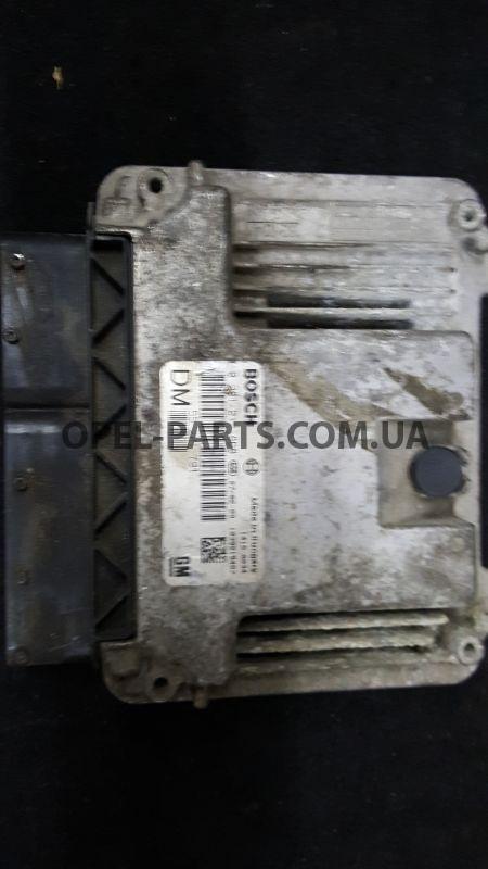 Блок управления двигателем Z19DTH 55201791 Opel Vectra C б/у на Опель Vectra C