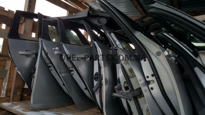 Двери Opel Astra J б/у на Опель Astra J
