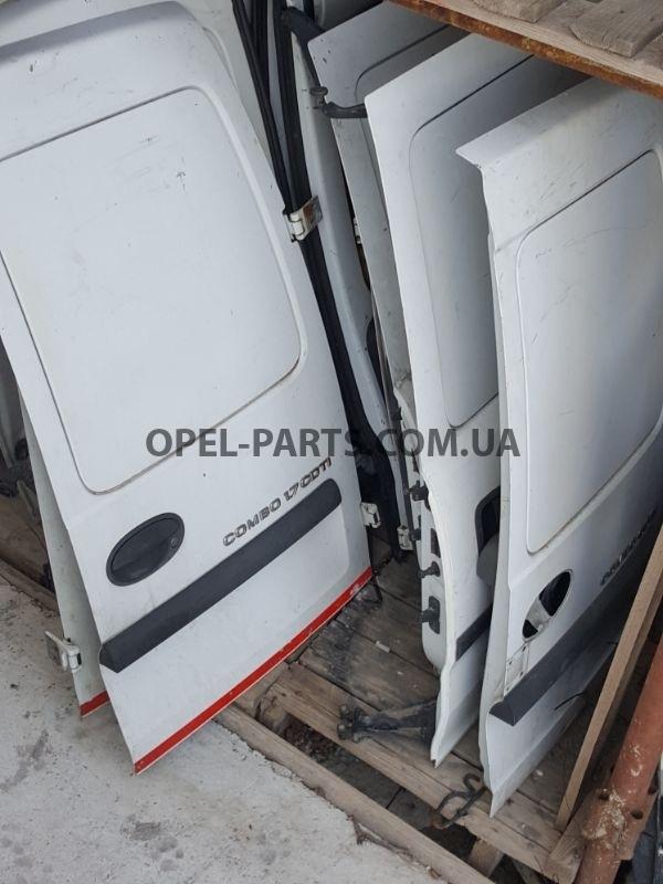 Двери задние Opel Combo б/у на Опель Combo C