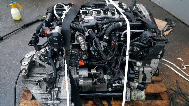 Двигатель A20DTH DTR Opel Insignia Astra J б/у на Опель Insignia