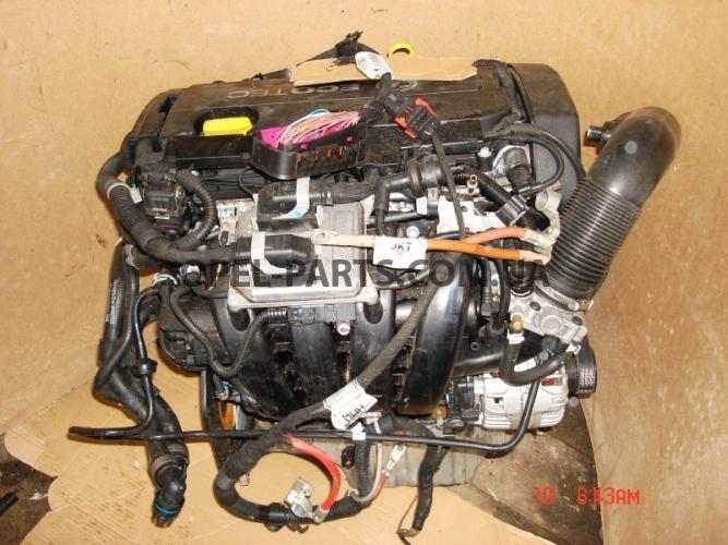 Двигатель Opel Astra H Zafira B Meriva Z16XEP б/у на Опель Astra H