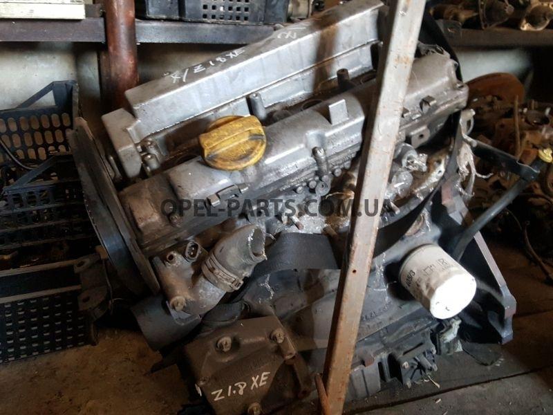 Двигатель Z18XE Opel Vectra C Astra G H Zafira B б/у на Опель Vectra C