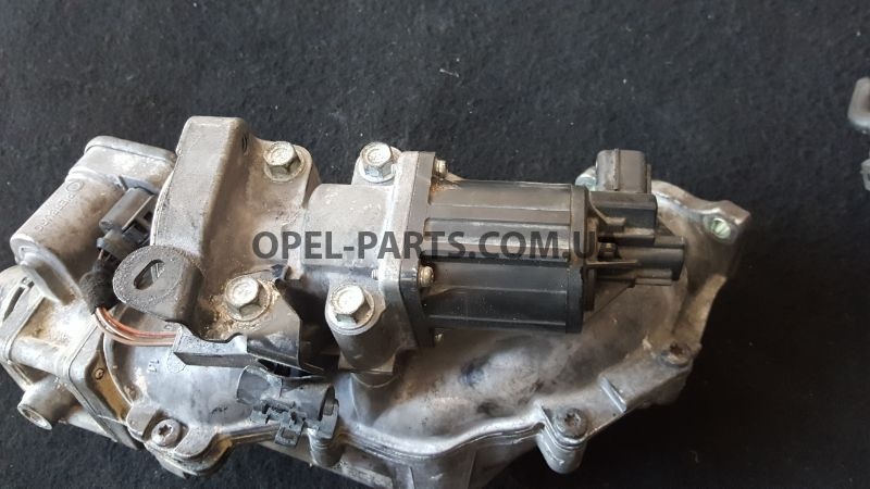 Клапан EGR A17XER Opel Astra J H б/у на Опель Astra J
