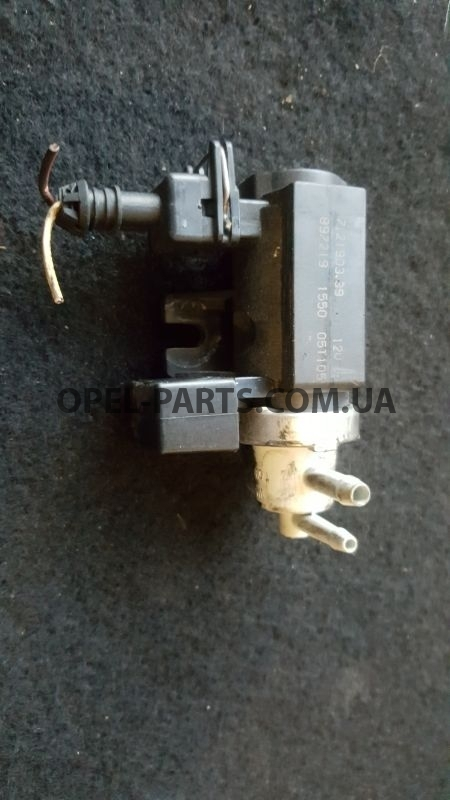 Клапан електромагнитный Pierburg 72190339 б/у на Опель Combo C