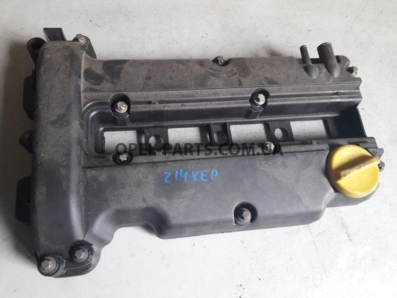 Клапанная крышка Z14XEP 55351461 б/у на Опель Astra H