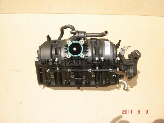 Коллектор впускной Opel Astra G H б/у на Опель Astra G