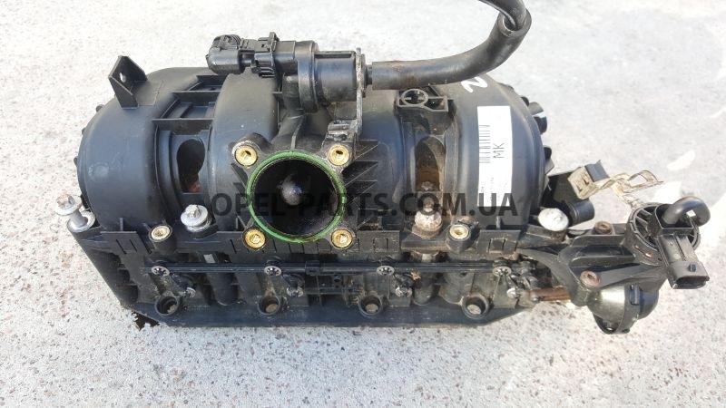 Коллектор впускной Z14XEP 55559829 Opel Astra H G Meriva Corsa б/у на Опель Astra H