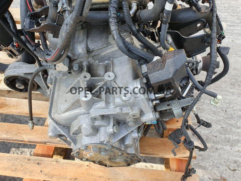 Коробка передач Chevrolet Captiva Opel Antara 20CDTI б/у на Опель Chevrolet Cruze