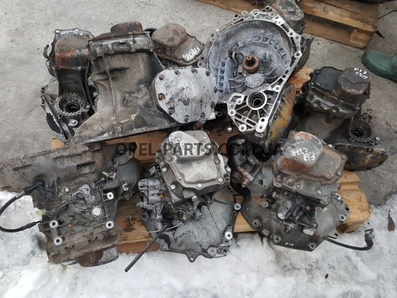 Коробка передач F13 Opel Corsa C С355 С394 С374 W374 W355 б/у на Опель Corsa C