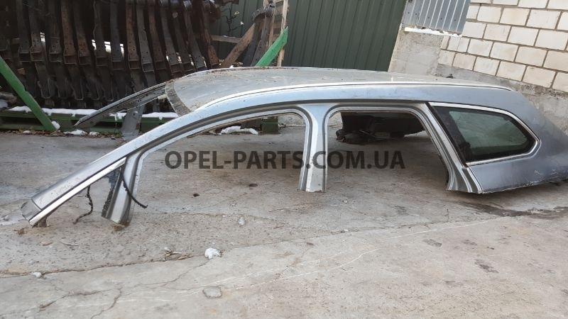 Крыша Opel Astra J б/у на Опель Astra J