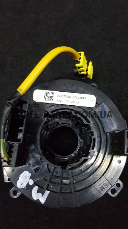 Лентоконтакт подрулевой Opel Insignia 20817720 б/у на Опель Insignia