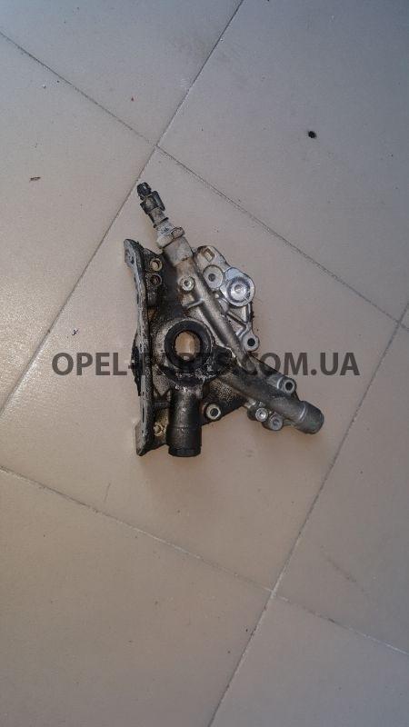 Масляный насос Z16YNG 90400091 Opel Zafira B б/у на Опель Zafira B