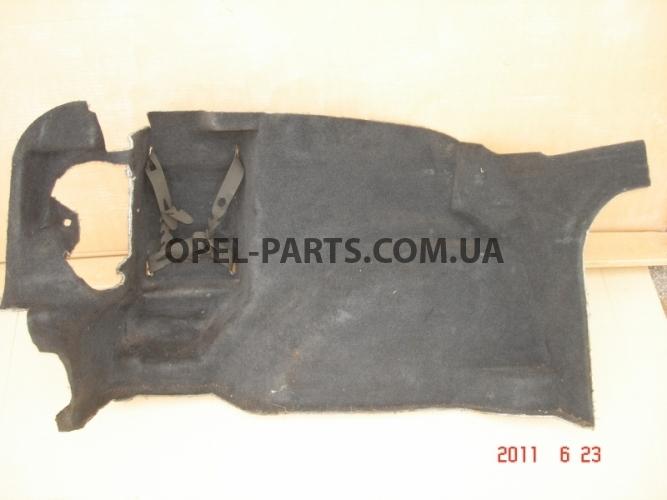 Обшивка багажника б/у на Опель Astra G