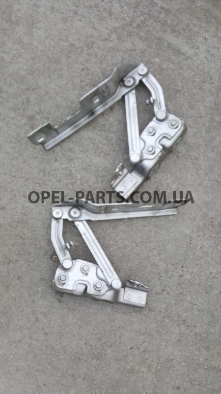 Петля капота Opel Astra J 20879203 б/у на Опель Astra J