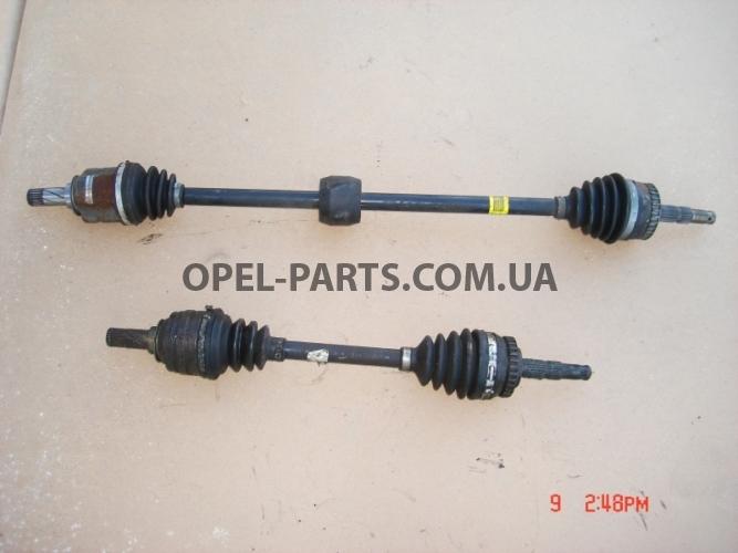 Полуось Opel Meriva A б/у на Опель Meriva A