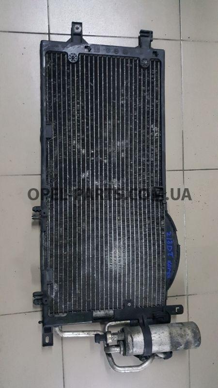Радиатор кондиционера 13106020 б/у на Опель Combo C