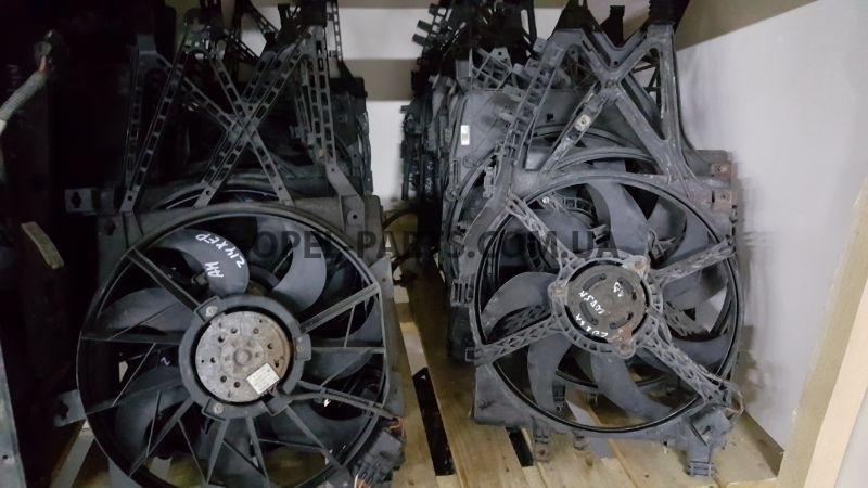 Радиатор охлаждения б/у на Опель Astra H