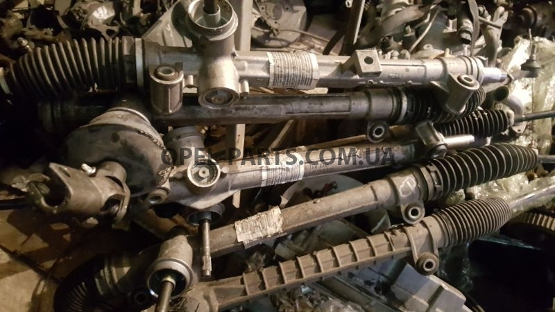 Рейка рулевая TRW 0006254 б/у на Опель Corsa D