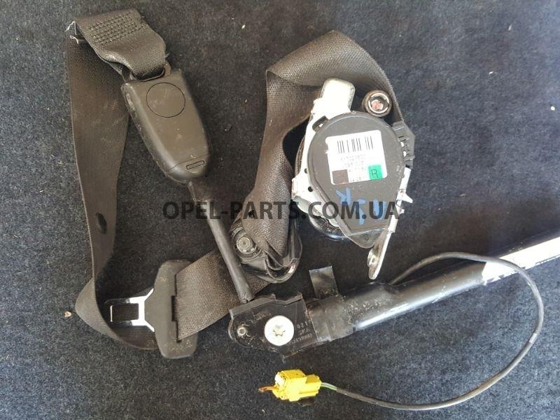 Ремень безопасности RH 617023500 б/у на Опель Astra J