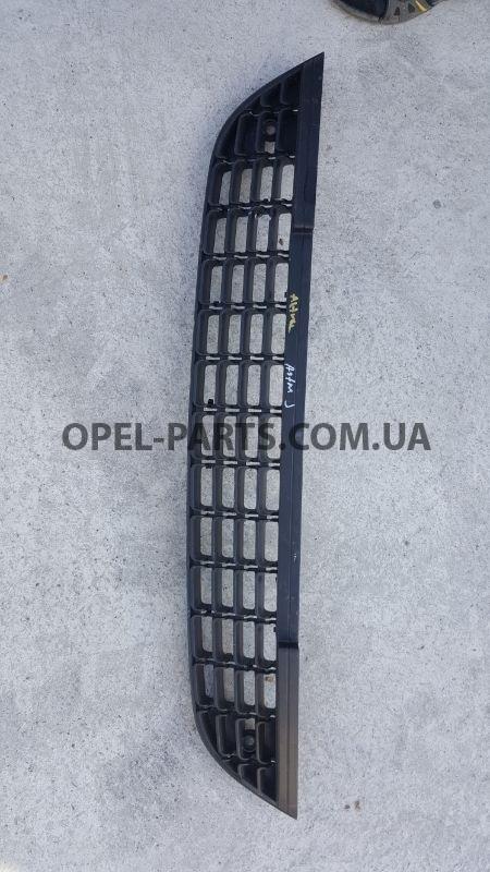 Решетка бампера нижняя 13266567 б/у на Опель Astra J