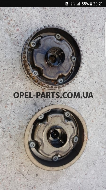 Шестерня распредвала выпуск 5636631 427100510 Z16XER Opel Zafira B б/у на Опель Zafira B