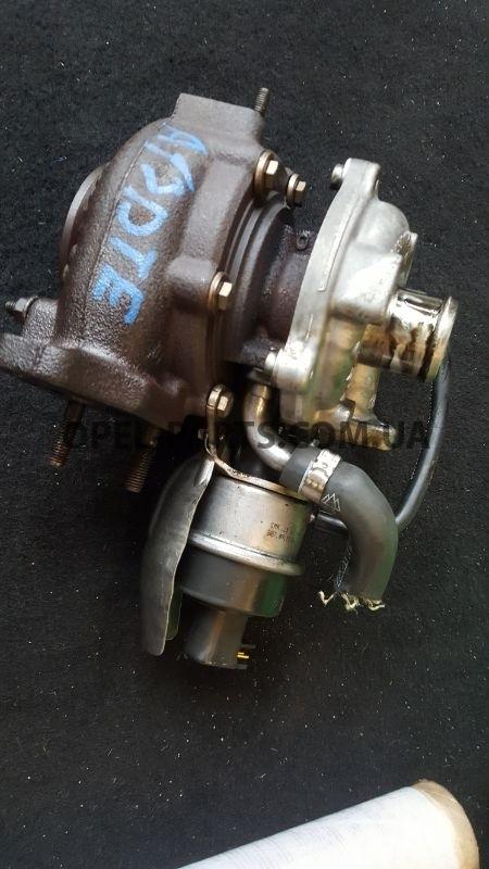 Турбина 55225439 б/у на Опель Astra J