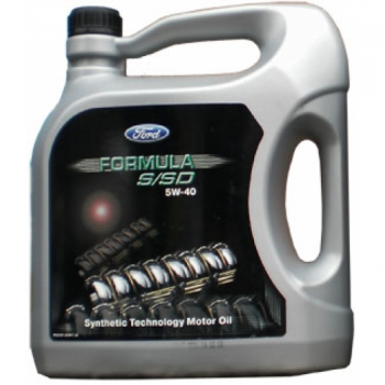 Моторное масло Ford Formula S - Synthetik Motor Oil 5W40 5L
