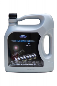 Моторное масло Ford Formula F - Fuel Economy Motor Oil 5W30 5L