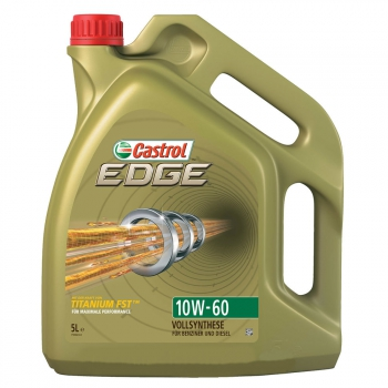 Моторное масло Castrol Edge FST 10W60 5L