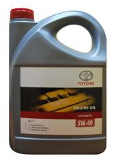 Моторное масло Toyota Engine Oil 5W40 5L