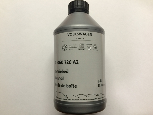 Моторное масло VW Transmission Oil 1L